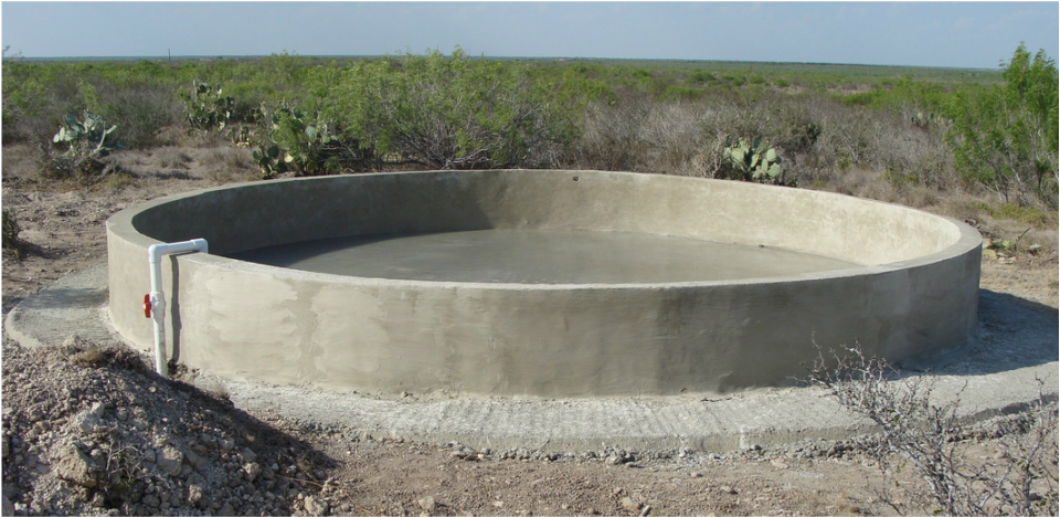 Water Troughs Layne Construction